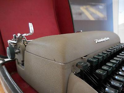 machine à écrire Remington CURIOSITY by PN 6
