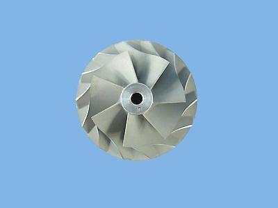 KCEC WA320 Wheeled 6BTAA HX35W Turbo Compressor Wheel /& Shaft /& Rebuild Kit