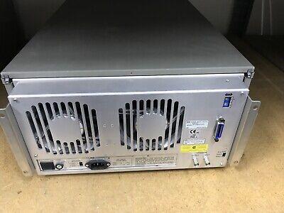 HP 4142B Main Frame ,Module DC Source /Montitor Hewlett Packard ID-AWW-7-4-002 4