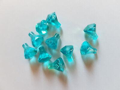 Zubehör für Figuren Jewel 4119482 Neuware transblau 30153 LEGO® 300 Diamanten