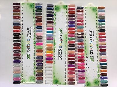 1 Of 6free Shipping Sns Nail Color Dipping Powder No Liquid Primer Uv Light List G Hc1
