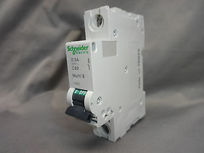 in Factory Box Schneider 24534 Circuit Breaker 3P 3A Multi9 C60 240//480V NEW!!