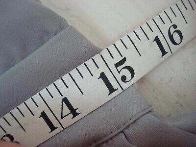 ~ UNION ~ Bib & Brace DUNGAREE TOP & PLEATED SKIRT Pinafore DRESS Grey 12 BNWT 7