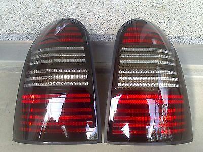 Schwarz Rote Rückleuchten Lasierung / Wunsch Lasur Ihrer Vectra B Caravan /Kombi