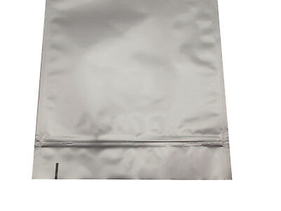 Heat Seal Aluminium Foil Stand Up Bags / Pouches Zip Lock Bag Food Grade