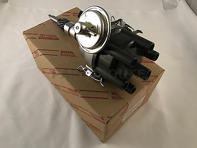 TOYOTA LAND CRUISER OEM Genuine 2F 4 2L 3F 4 0L Distributor Carburetor FJ40  FJ60