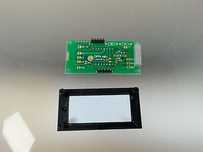 Lascar DPM 40 3 1/2-Digit LED Voltmeter w/200 mV DC, Bezel Mount 2
