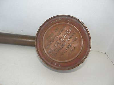 Antique/vintage Blizzard Continuous Pump Sprayer Made In Utica Ny Usa 7