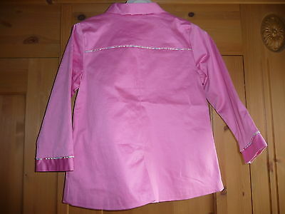 Molly n Jack pink coat - 4Y - only worn once or twice!! 2