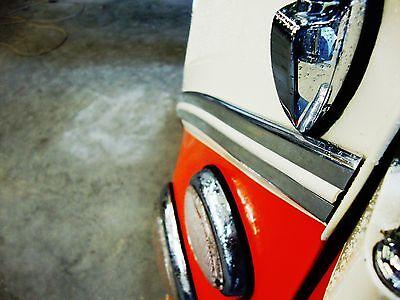 End Caps for VW Splitscreen Deluxe Trim VW Samba Bus Camper Type 2  AAC FULL SET