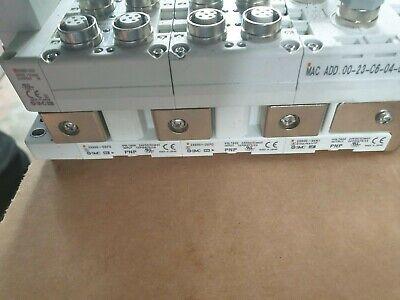 Smc Ex600-Sen1 W/ X2 Ex600-Dxpd W/ X2 Vvq2000-10A-1 W/ X6 Vqc2100N-5 W/ Vqc2200N 4