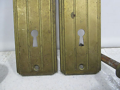 Vintage Art Deco Style Backplates and Knobs 3