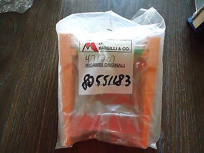 New Marsilli & Co. Control Tech. 471207, 80551183 Drive Board(Sprel #2Mh)Germany 4