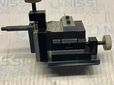 MC SYSTEMS 4441 (R) Probe Micro-positioner Right Hand Side 4
