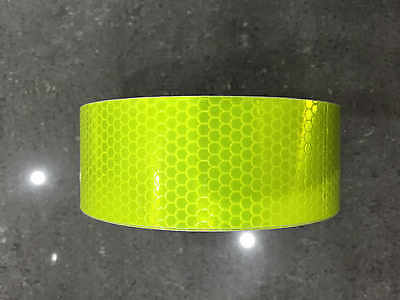 30CM/3M/5M Reflective Safety Warning Conspicuity Tape Film Stickers Multicolor 2