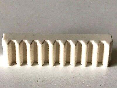 10 x LEGO® Technik, Getriebe Zahnstange 1 x 4 Schwarz