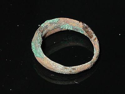 Perfect  Alanians,Khazarians Finger Ring #2. Saltovo-Mayaki culture  c 7-9 AD. 6