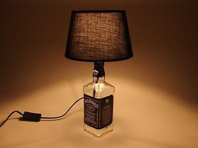 Jack Daniels - Flaschen Lampe Tischlampe LED 220V mit Schalter ORIGINELL S2 0,7L 3