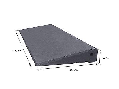 Türschwellenrampe Excellent 750/65 mm Rollstuhl Gehhilfe Treppenstufe  Absatz
