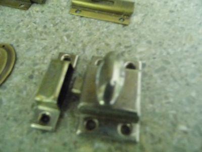 Vintage Hardware - Latches & Keywhole cover 5