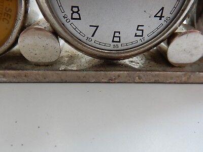 ART DECO ERA   trio clock barometer etc to restore 6