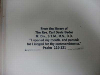 Life of Philip Schaff - Includes ephemera related to Schaff - 1897 5