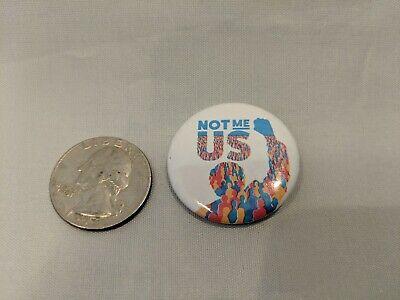 "Four 1.25"" Bernie 2020 Pins, You choose designs 12"