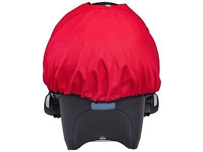 Universal Baby Car Seat Sun Canopy Shade Shield Wind Cover Waterproof Hood 3