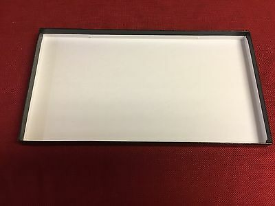 3 Pack of Riker Display Cases 8 x 14 x 1 for Collectibles Jewelry & More