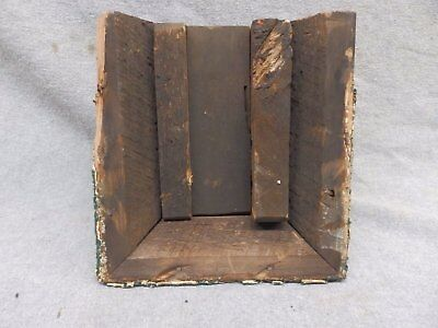 Antique Wood Corbel Gingerbread Shabby Old Chic Vintage 86-17R 6