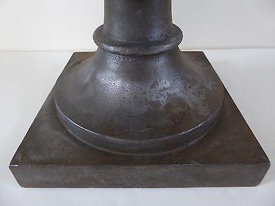 """Antique - Victorian - Cast Iron Garden Urn / Planter - 20"""" High"""