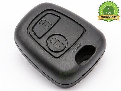 Telecomando Per Citroen C1 C2 C3  Berlingo Picasso Cr2016 Batteria + 2 Pulsante 2