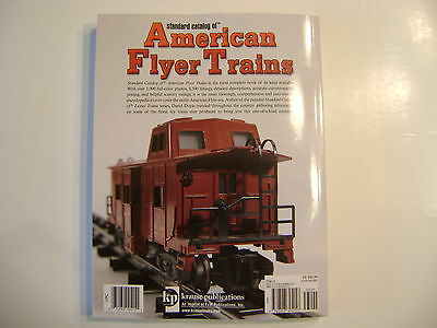 Standard Catalog Of American Flyer Trains By David Doyle 5999