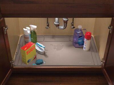 WeatherTech SinkMat - Spill-Proof Under Sink Mat - Holds 1 Gallon - USA 4