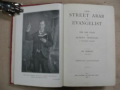 The Life Story of Albert Shakesby - Signed - 1910 3