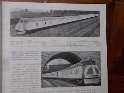 I treni Oggi 84 1988 Automotrici ALn 668 Breda