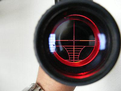 Softair Sportschütze Zielfernrohr für Luftgewehr 6-24x50 Leuchtabsehen TOP