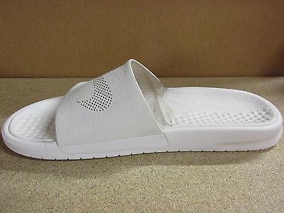 b3f683b57 NIKE BENASSI SLIDE lux mens sandals 818742 100 shoes -  77.53