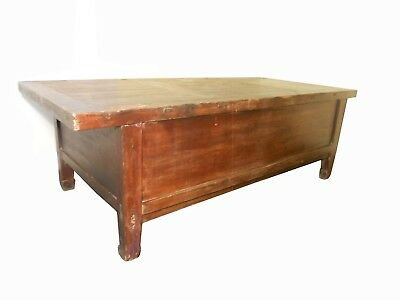 Antique Chinese Coffee Table/Treasure Trunk (2878), Circa 1800-1849 11