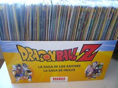 117 Dvd Dragon Ball Z Saga Saiyans Y Saga Freeza Completas+Poster+Caja Nuevo 6