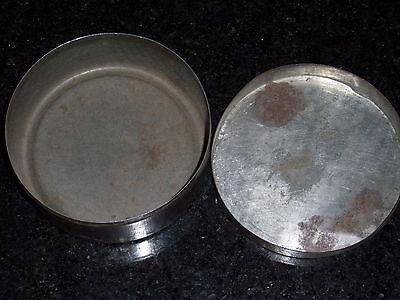 Antique CERA Antiseptic round Tin - Industria Chilena 5