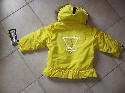 Fille Neuve Taille Ans Ski Étiquettes 4 Avec Blouson Veste 7 Degré x4EFqw