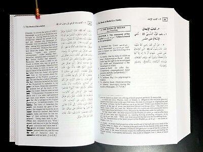 Islamic Book. Summarized Sahih AL-Bukhari. P 1996 Arabic English 11
