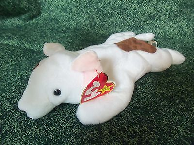 "TY Beanie Babies 8"" Puppy Dog  ** BUTCH **  5th Gen New w/ Tag"
