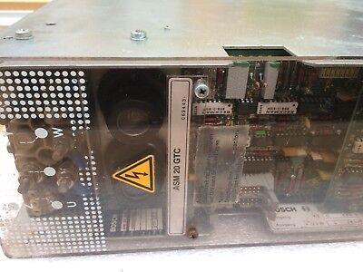 Bosch ASM20GTC ASM 20 GTC Servodyn Servo Drive 2