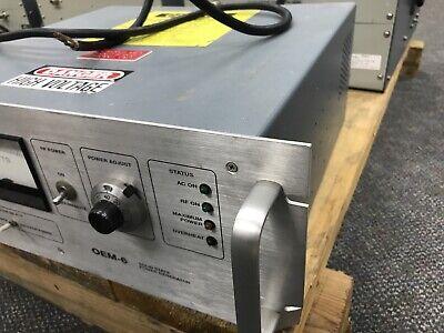 ENI OEM-6 Solid State Power Generator, RF Generator AWD-D-3-5-005 3