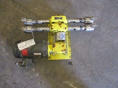 Linc-Milton Roy Pump Cat:cl5023A #8281243H Used 6