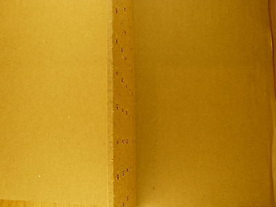 3mm wooden Pegboard 1200MM x 1200MM, 18mm Hole centres - 4mm holes perf hboard 2
