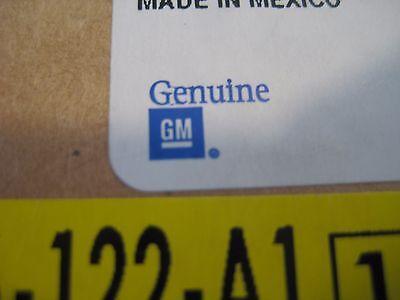 Chevy GMC Buick LS Series Rear Main Seal & Cover Corvette Silverado GTO OEM New 4