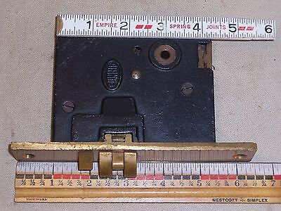 Antique Corbin Grip Lever Victorian Mortise Lock 2